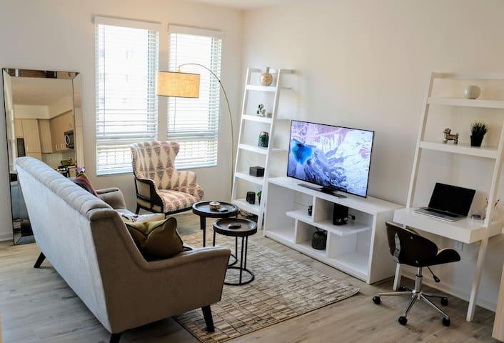 Hangouts Bier - Ultra Modern & Cozy!