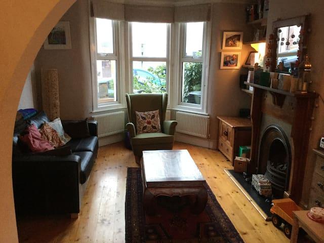 Victorian 3 bedroom house in heart of Southville - Bristol - Talo