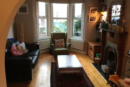 Victorian 3 bedroom house in heart of Southville - Bristol