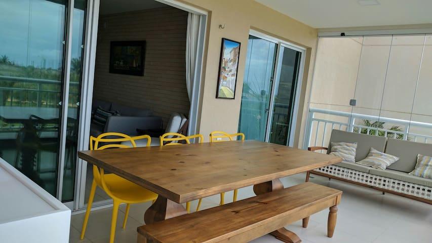 GolfVille - Beach Park luxury beach apartment - Porto das Dunas / Aquiraz / Fortaleza - Apartamento