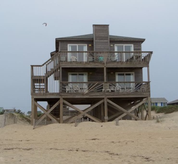 Welcome to the Sea Urchin Inn! 4 bedroom 2 bath ocean front home. Panoramic Views!