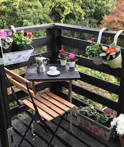 Single/couple room: 25 mins into heart of London - Londyn - Apartament