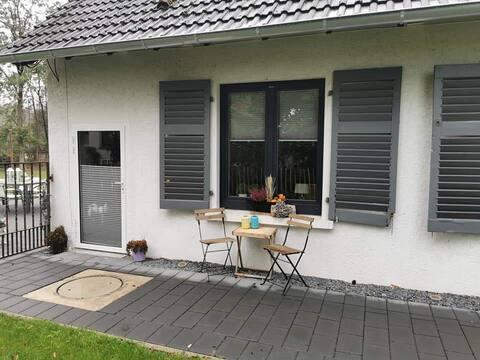 Familievenlig lejlighed i Steinhagen