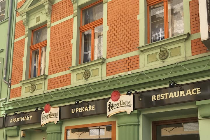 Apartmán U Pekaře Děčín