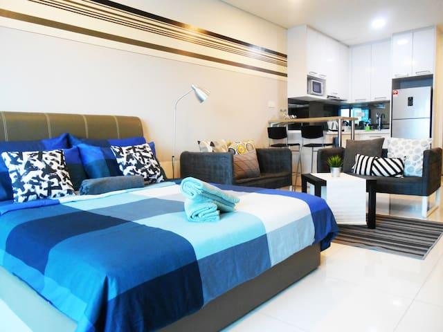 #PROMO Studio near KLCC| Bukit Bintang| SpeedyWiFi