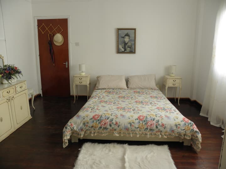 NICOSIA SPACIOUS SUNNY LILLY DOUBLE BEDROOM (No 3)