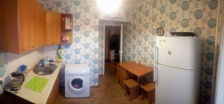 Уютная квартира на долгий срок, собственник