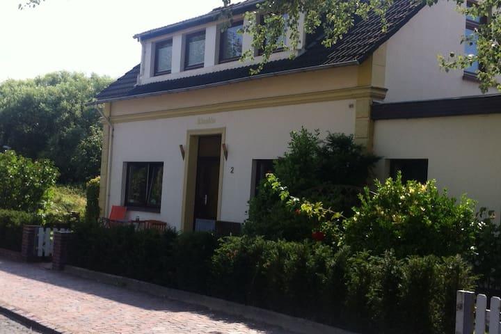 Ferienwohnung auf Wangerooge im Weltnaturerbe