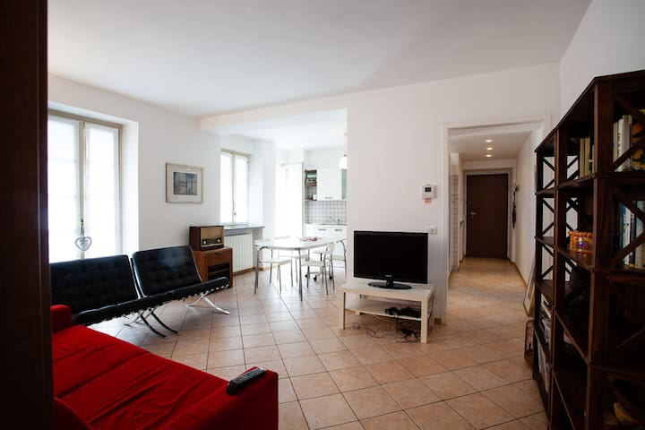 Intero appartamento in location centralissima