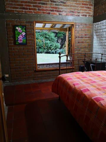 Habitación privada, Casa de Campo Canecas