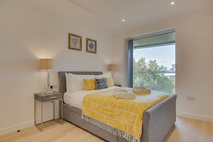 Contemporary 1BR In Kings Cross By TheSqua.re