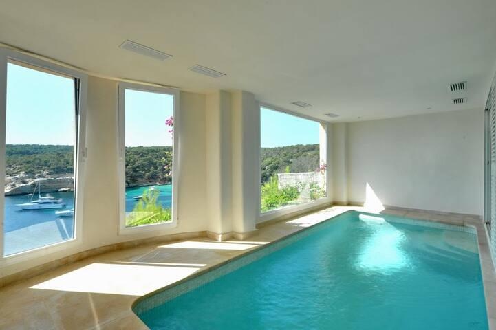 Portals Vells Villa, Piscina, Playa - Vista! - คาลเวีย - วิลล่า