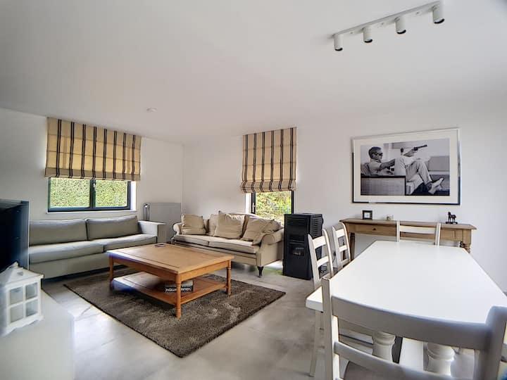 Charmante Villa, 3 chambres, jardin et parking