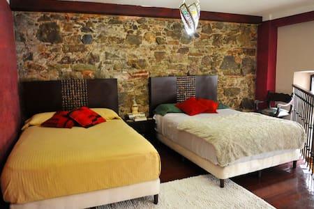 Arco Chato Inn: Loft B-Balcony View - Panama