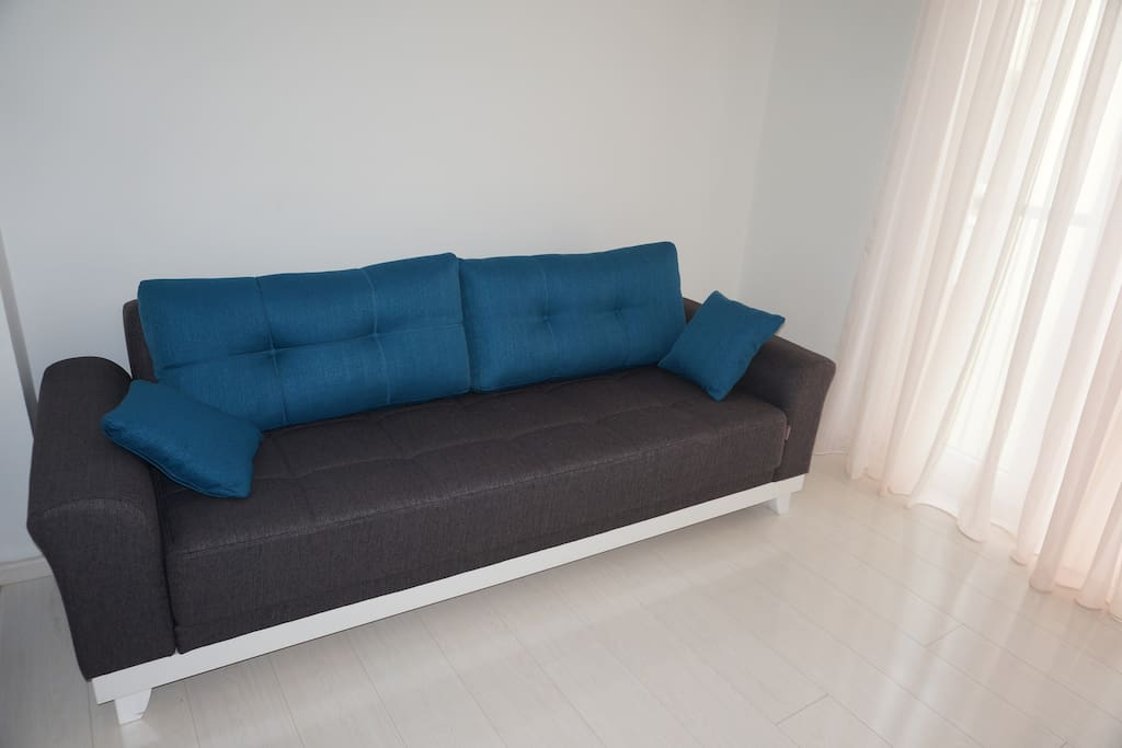 Third room (1 sofa bed)