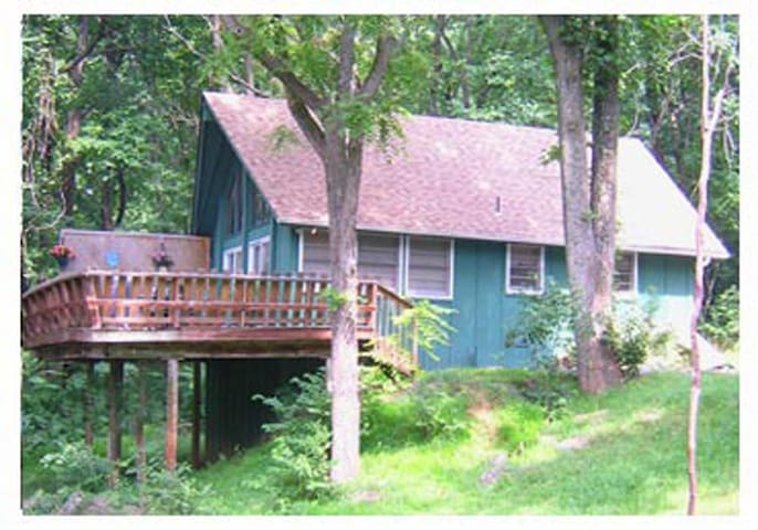 Hot Tub Heaven #2 - Vacation Cabins for Rent in Front Royal, Virginia