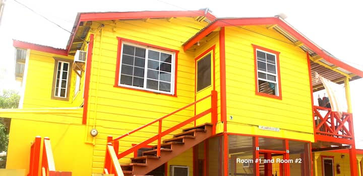 Julia's Cabanas - 2nd Floor Apartment #7