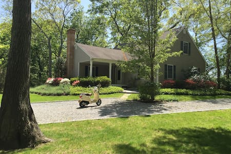 Creekside Private & Quiet 3BR Home - Cutchogue