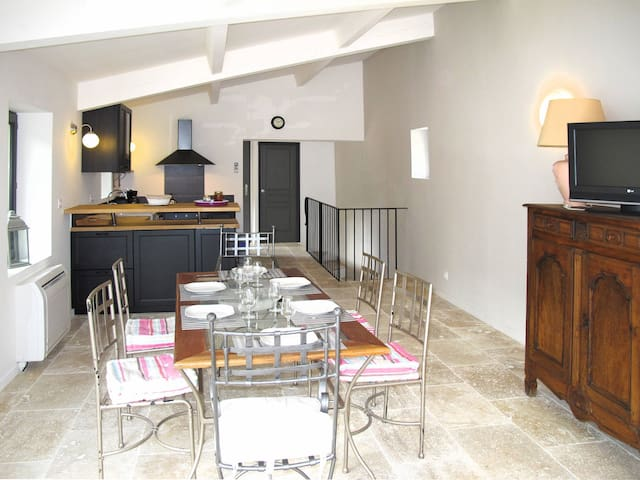Holiday home in Eygaliers - Buis-les-Baronnies - House