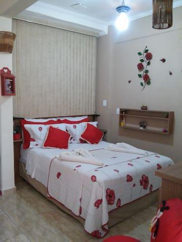 Apartamento 207 em Caxambu, cidade das águas.
