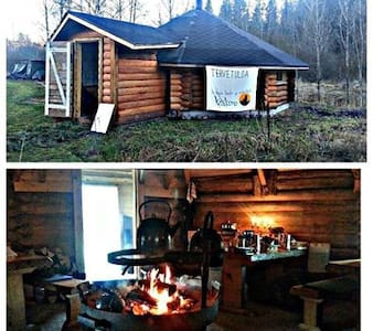 Nuuksio Hostel and Camping - Veikkola - 티피(Tipi)