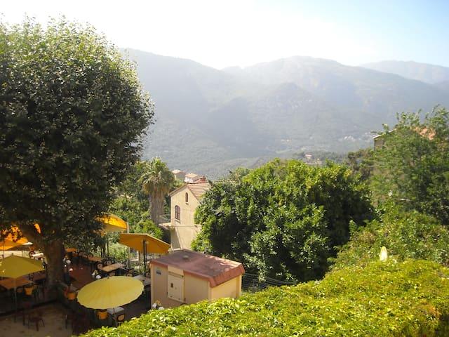 Chambre d'hôte 3 - Sud Corse - Sainte-Lucie-de-Tallano - Huoneisto