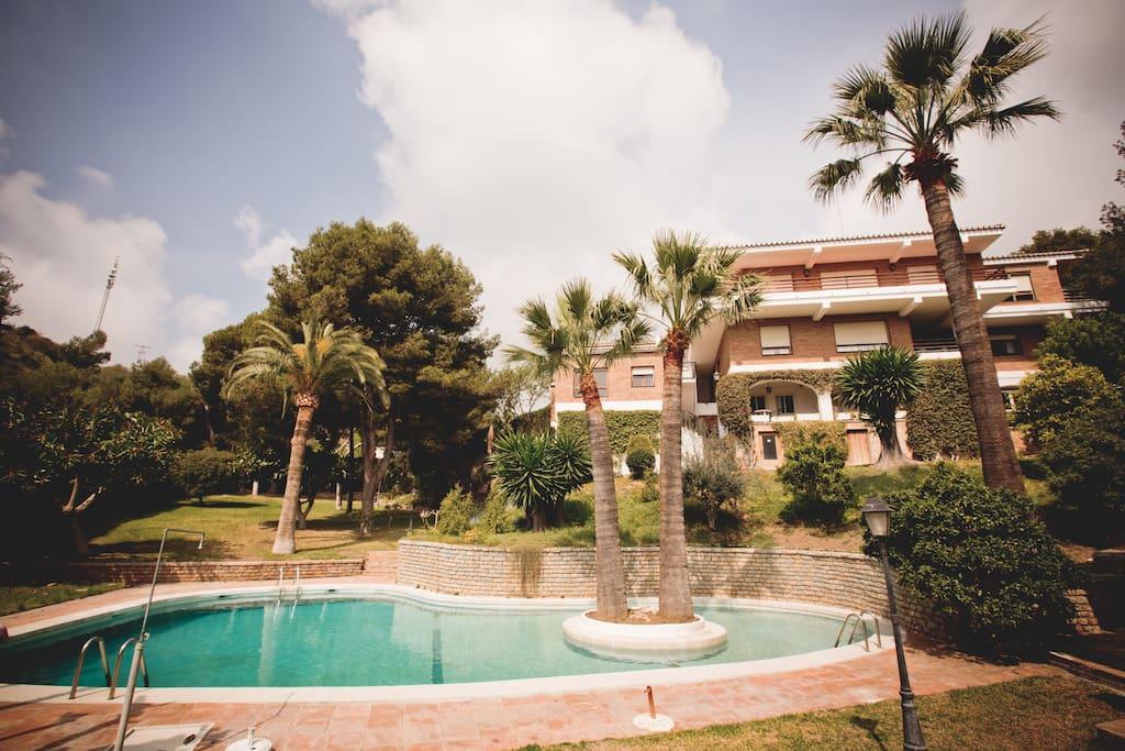 Villa Las Yedras