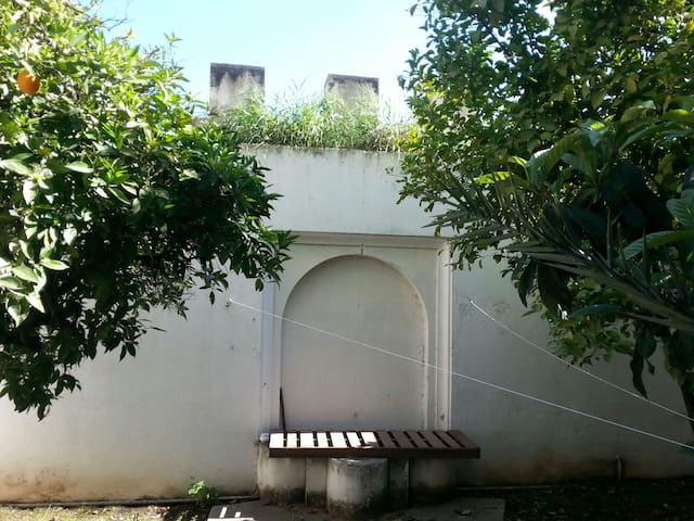 Fes medina with garden - wow! - Fes - Appartement