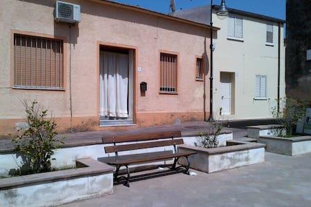"Casa ""La Banca"" - Bulzi"