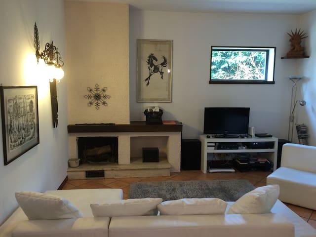 Accogliente Casa Roma Eur-TrePini - Řím - Dům