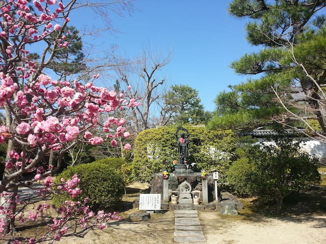 Nice place for traditional tour 1 - Kyōto-shi - Flat