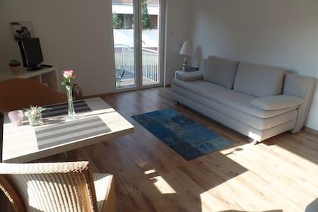 Frisch renoviertes Appartment - Flat