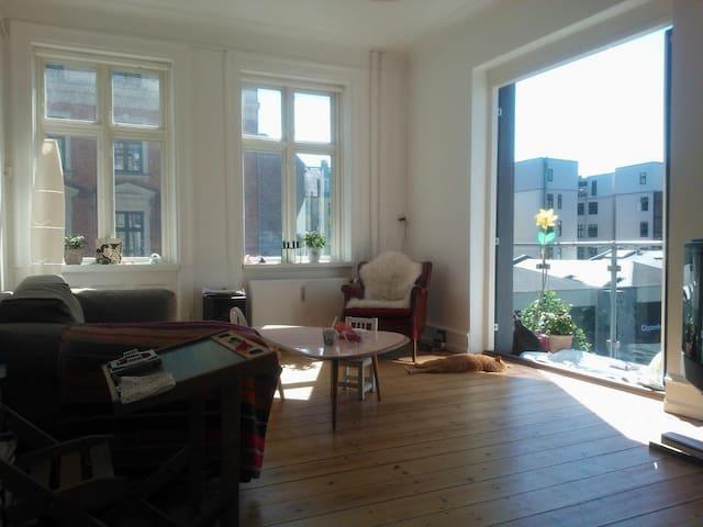 Fantastik beliggenhed!! city - Copenhagen - Apartemen