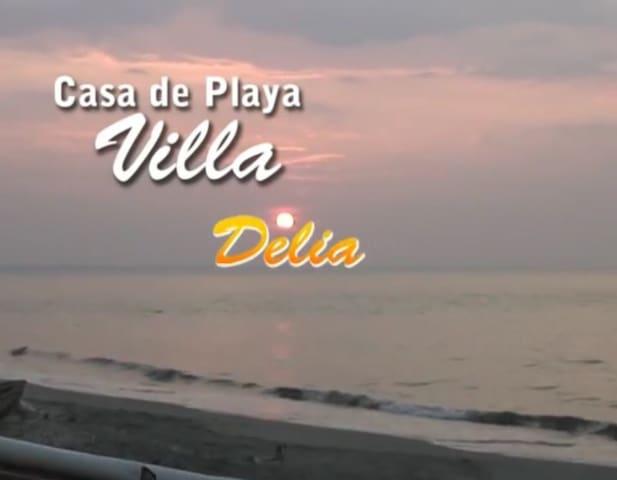 Casa de playa Villa Delia. - San Pedro Sula