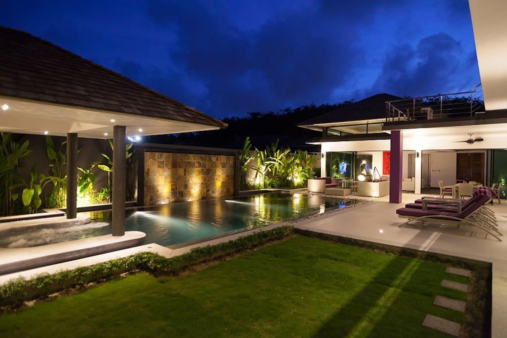 Eden villa phuket   5 bedroom poolvilla