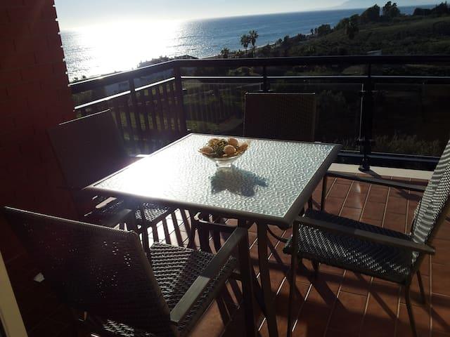 Apto. con preciosas vistas. - Vélez-Málaga - Lägenhet