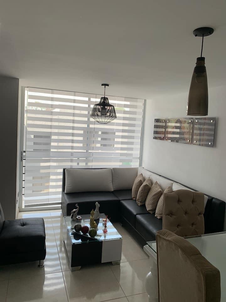Moderno  apartamento amoblado en Pereira