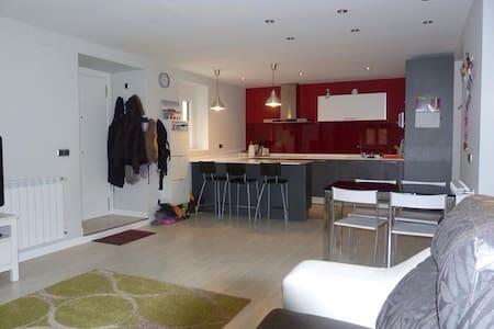Expectacular apartamento en caserio - Hernialde - Квартира