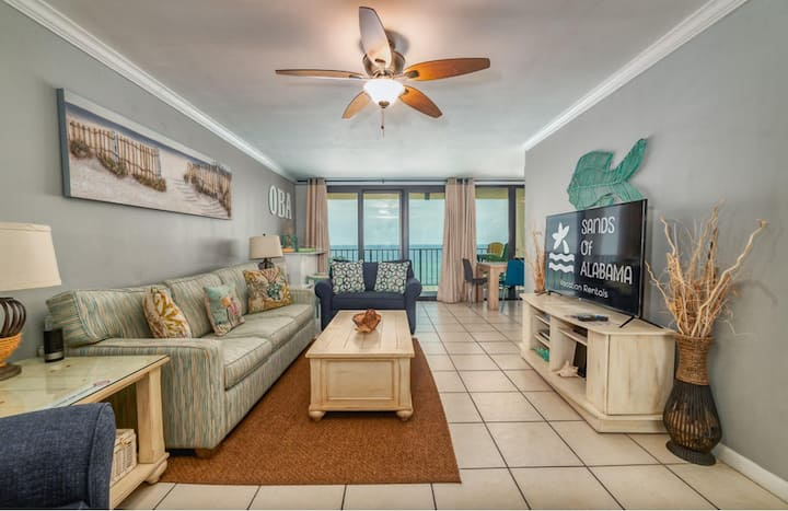 Phoenix I #1066 - Beautiful Gulf Views in a Cozy Unit!