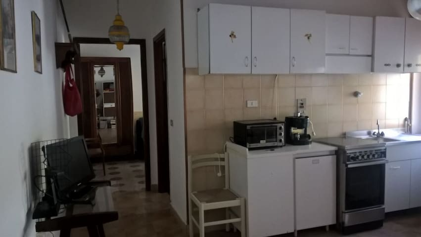 Cozy apartment in Cernesio! Tennis court free! - Ceres - Pis