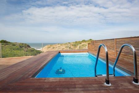 Nature Beach View Luxury Apt - Ga'ash - Apartment
