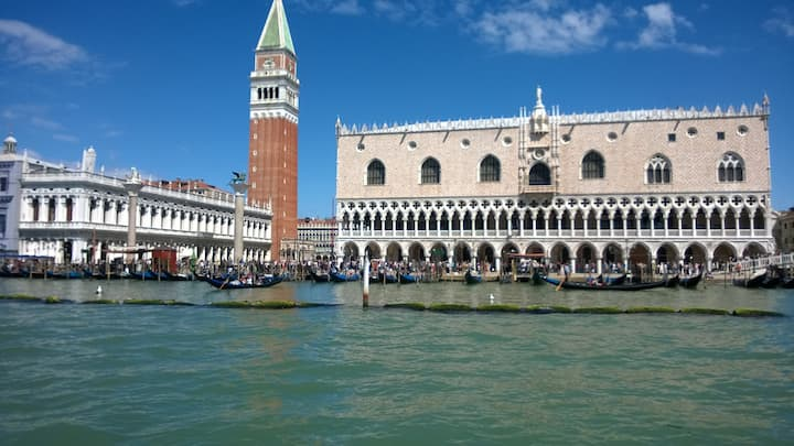 IN VENICE BACK TO SAN MARCO - TOURIST RENTAL