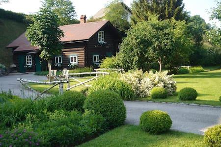 Wiemühl Cottage - Hasenstall - Henndorf am Wallersee - Apartment