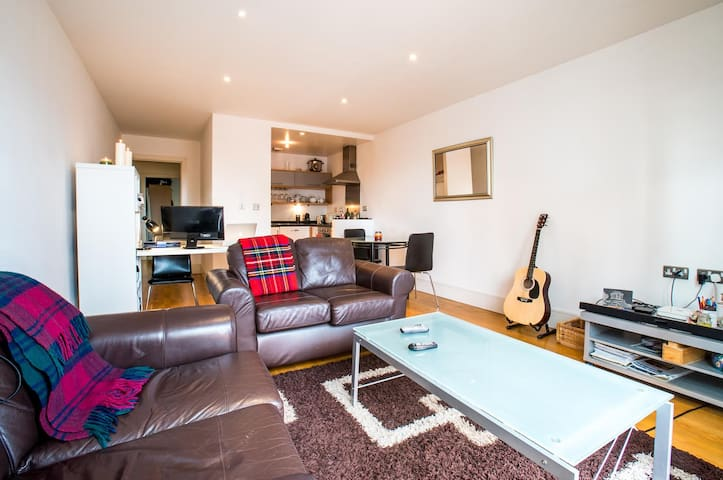 Double Bedroom in a Luxury Apartment - Manchester - Apartment