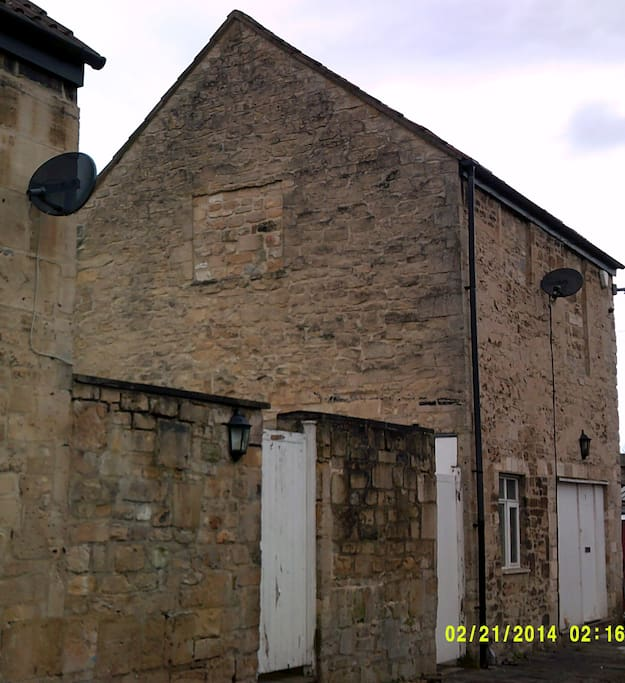 House was originally built in the 19th century