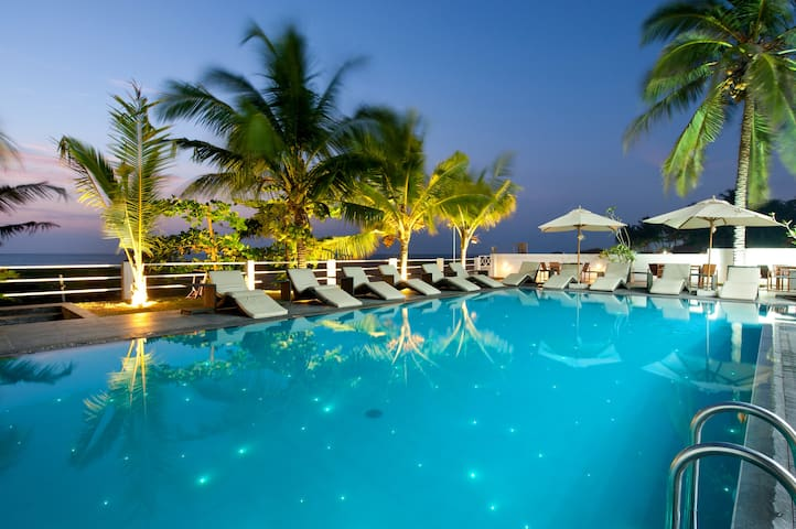 The Beach - All Suite Hotel - 2 BED - Negombo - Appartamento