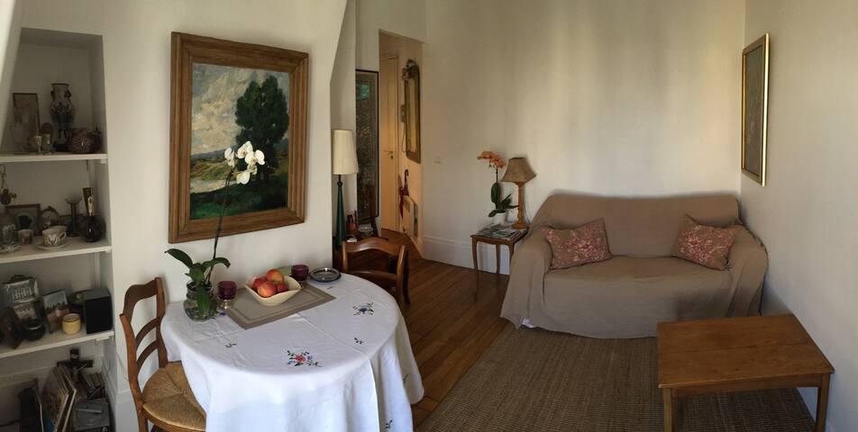 Charmant 2 pièces face à Montmartre - Paryż - Apartament