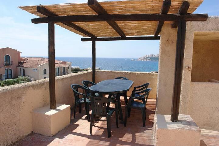 Appartamenti SantaReparata sul mare - Santa Reparata - Wohnung