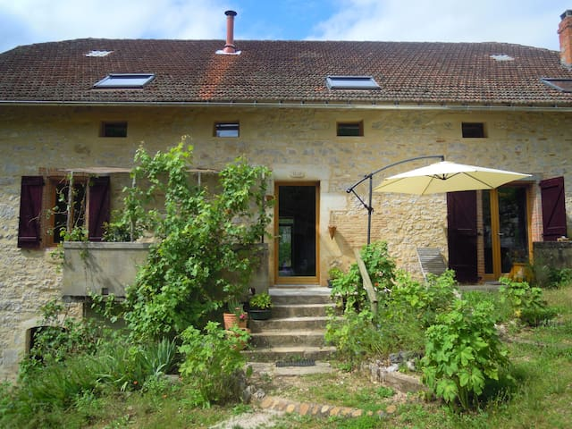 Chambres d'Hôtes à SaintCirqLapopie - Saint-Cirq-Lapopie - ที่พักพร้อมอาหารเช้า