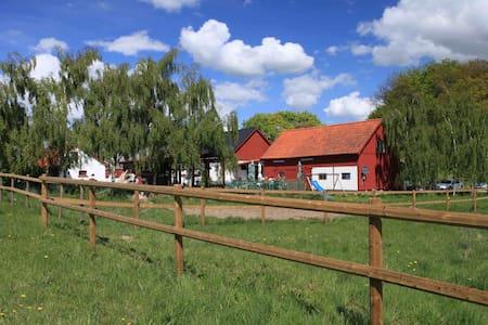 At the countryside close to Malmö B - Svedala NV